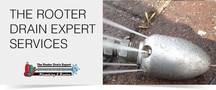 HydroJetting Drain Clearing Service in Los Angeles, CA