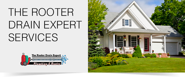 The Rooter Drain Expert Residential Plumbing Services